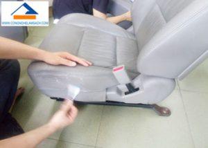 Bảng giá dịch vụ vệ sinh ghế da xe hơi (xe ô tô)-công-nghệ-làm-sạch