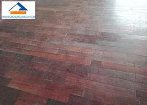 dịch vụ đánh bóng sàn gỗ Căm xe-công-nghệ-làm-sạch