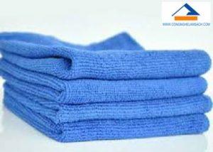 khăn lau kính vệ sinh kính-công-nghệ-làm-sạch
