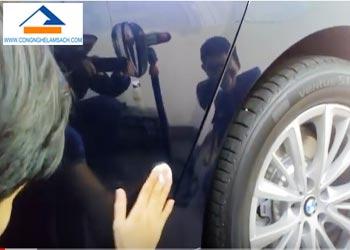 phủ Ceramic (nano) bảo vệ sơn xe hơi (ô tô)