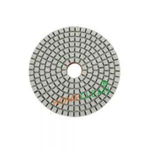 Đĩa nhựa mài bóng đá Marble, Granite bằng máy cầm tay-công-nghệ-làm-sạch