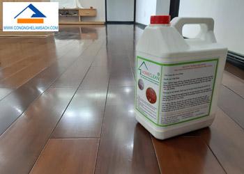 Dịch vụ đánh bóng sàn gỗ tự nhiên-công-nghệ-làm-sạch