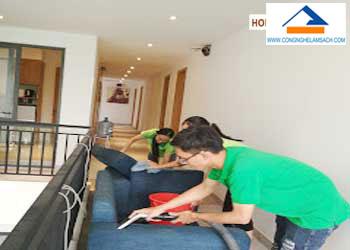 Dịch vụ giặt ghế Sofa, giặt ghế Salon vải-công-nghệ-làm-sạch