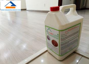 Dịch vụ phủ bóng sàn nhựa vinyl-công-nghệ-làm-sạch