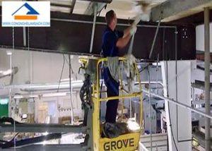 Dịch vụ quét mạng nhện nhà xưởng-công-nghệ-làm-sạch