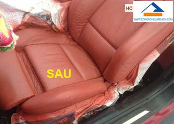 dịch vụ sơn đổi màu ghế da xe hơi xe ô tô-công nghệ-làm-sạch