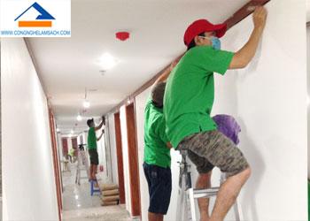 Dịch vụ tổng vệ sinh chung cư sau xây dựng-công-nghệ-làm-sạch