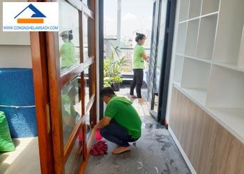 Dịch vụ tổng vệ sinh nhà ở sau xây dựng-công-nghệ-làm-sạch