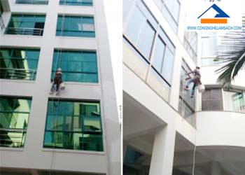Dịch vụ tổng vệ sinh tòa nhà sau xây dựng-công-nghệ-làm-sạch
