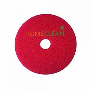 Pad đánh bóng sàn pad chà sàn 3M màu đỏ-công-nghệ-làm-sạch
