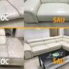 phục hồi ghế sofa da