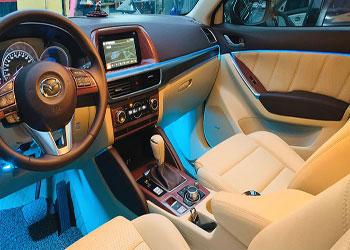 đổi màu da nội thất ô tô xe hơi tại tphcm